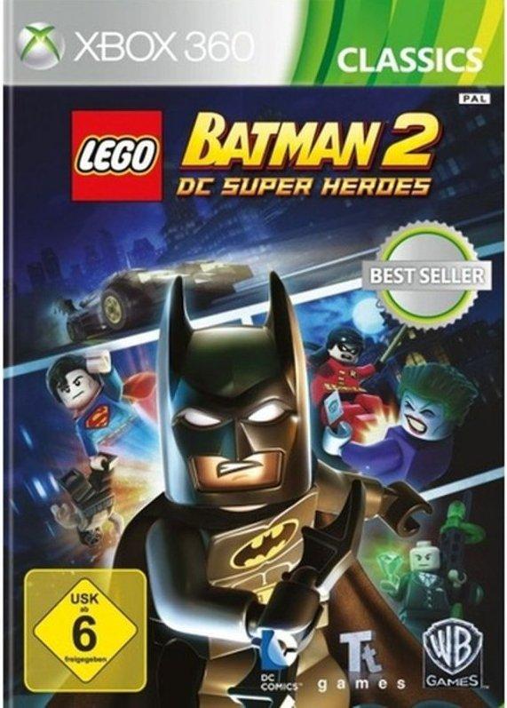 Image of   Lego Batman 2: Dc Super Heroes (classics) - Xbox 360