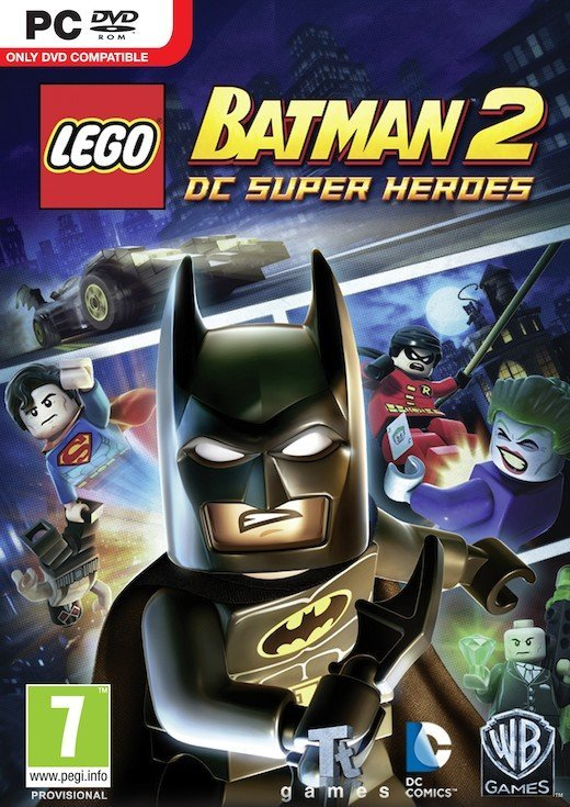 Image of   Lego Batman 2: Dc Super Heroes - PC