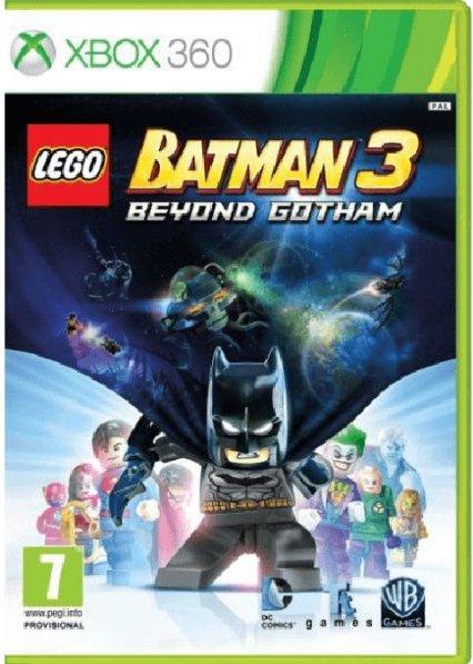 Image of   Lego Batman 3: Beyond Gotham (classics) - Xbox 360
