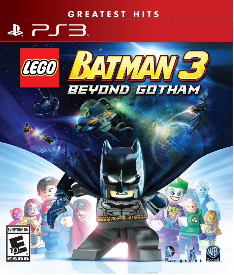 Image of   Lego Batman 3: Beyond Gotham (essentials) - PS3