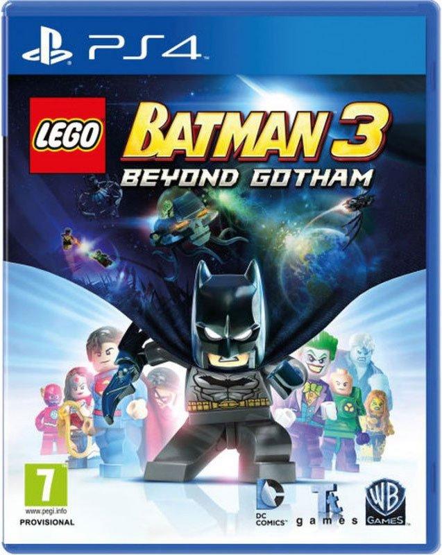 Image of   Lego Batman 3: Beyond Gotham - PS4