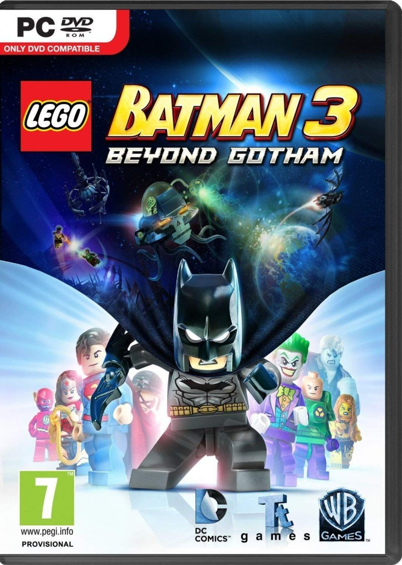 Image of   Lego Batman 3: Beyond Gotham - PC