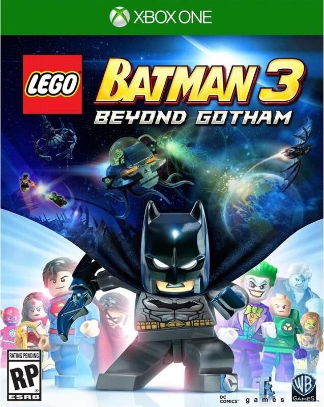 Image of   Lego Batman 3: Beyond Gotham - Xbox One