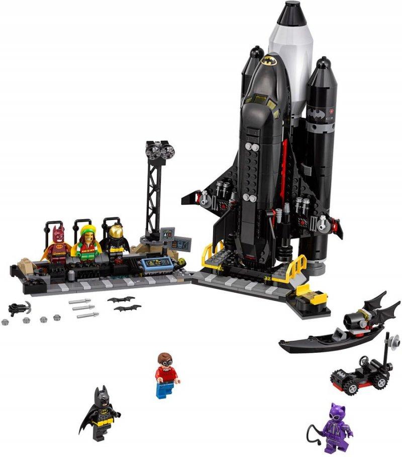 Image of   Lego Batman 70923 - Bat-rumfærgen