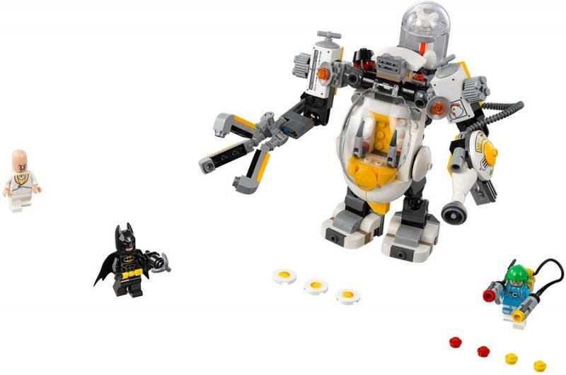 Image of   Lego Batman 70920 - Egghead Robotmadkamp