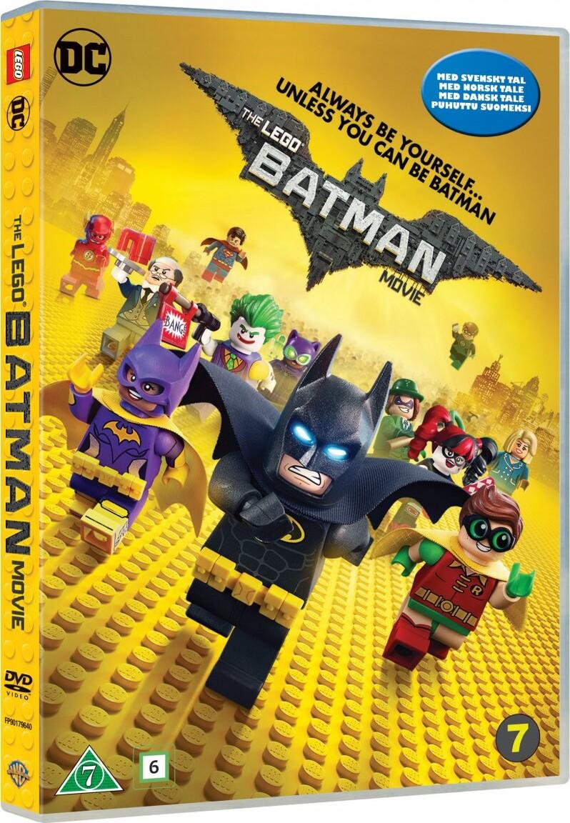 Billede af Lego Batman Filmen / The Lego Batman Movie - DVD - Film