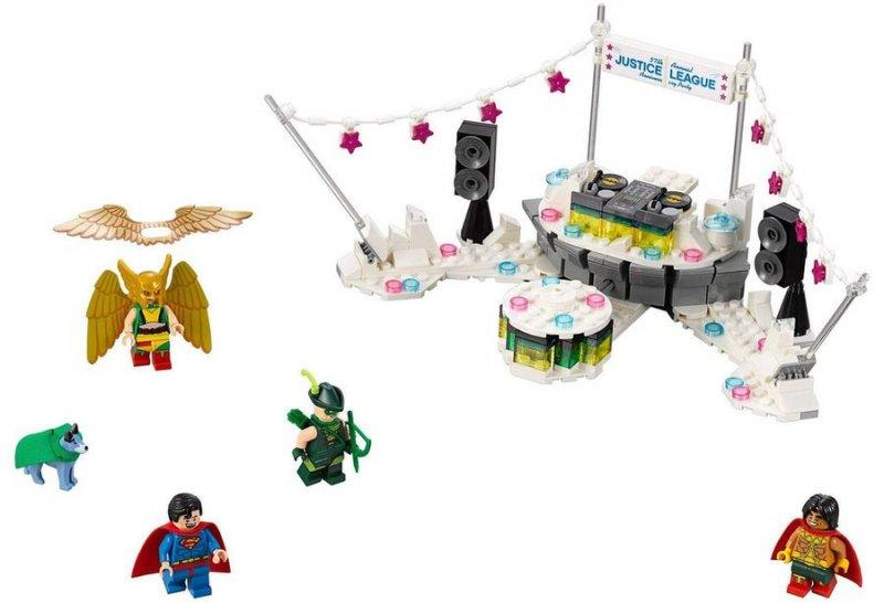 Image of   Lego Batman 70919 - Justice League Jubilæumsfest