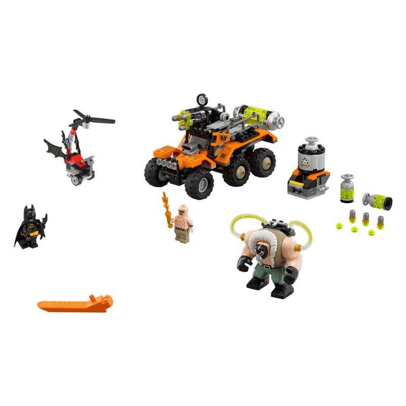 Image of   Lego Batman Movie 70914 - Bane Giftlastbilsangreb