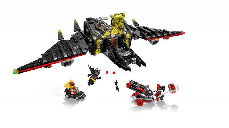 Image of   Lego 70916 - Batvingen