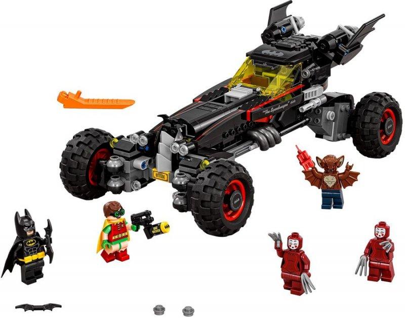 Lego Batman Movie 70905 - Batmobilen