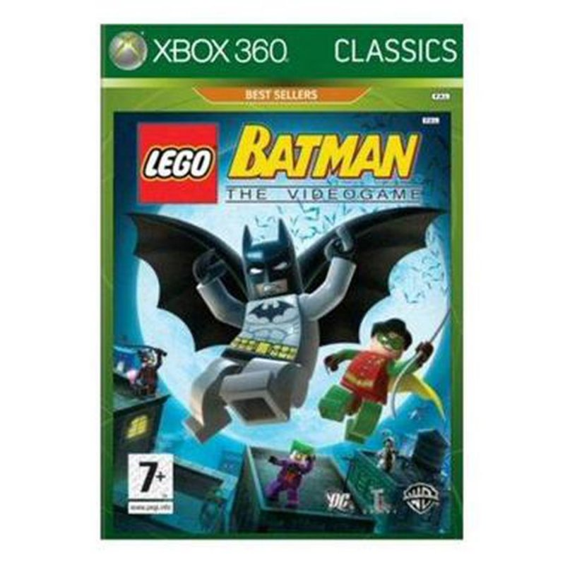 Image of   Lego Batman: The Videogame (classics) - Xbox 360