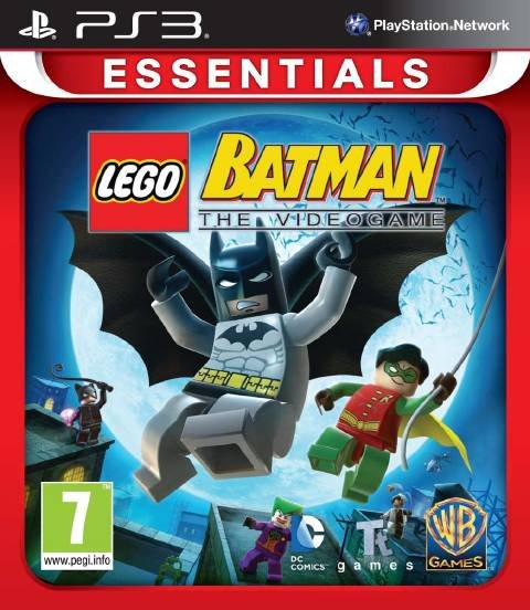 Image of   Lego Batman: The Videogame (essentials) - PS3