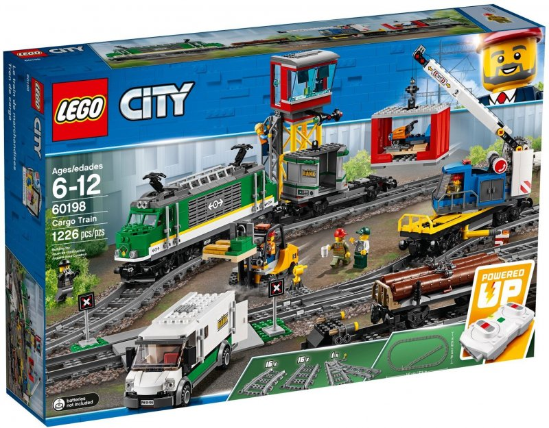 Image of   Lego City - Godstog (60198)