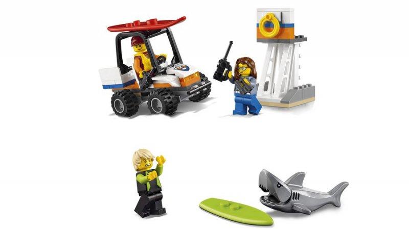 Lego City 60163 - Kystvagt Startsæt