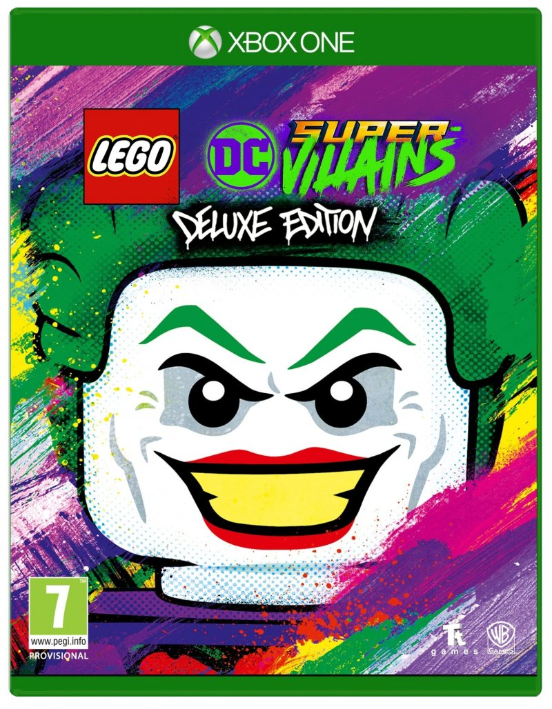 Image of   Lego Dc Super Villains - Deluxe Edition - Xbox One