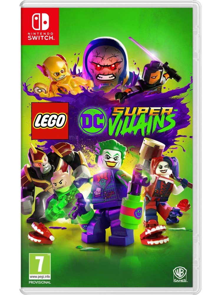 Image of   Lego Dc Super Villains - Nintendo Switch
