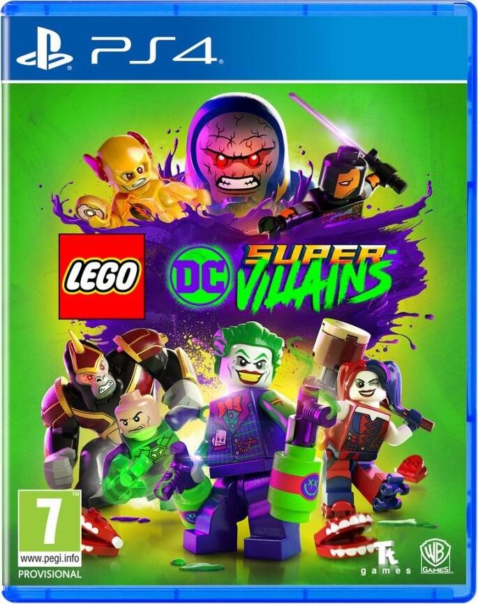 Image of   Lego Dc Super Villains - PS4