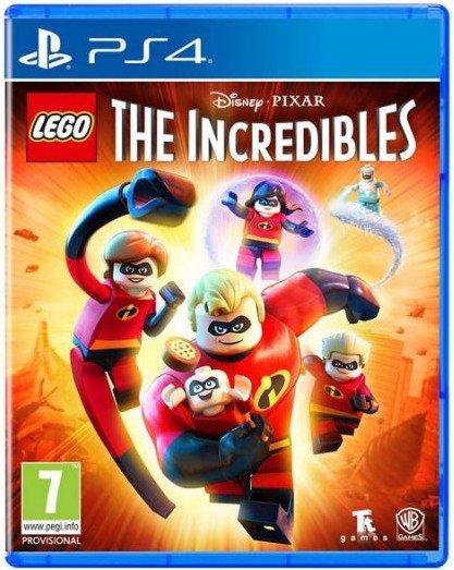 Image of   De Utrolige / The Incredibles - Lego - PS4