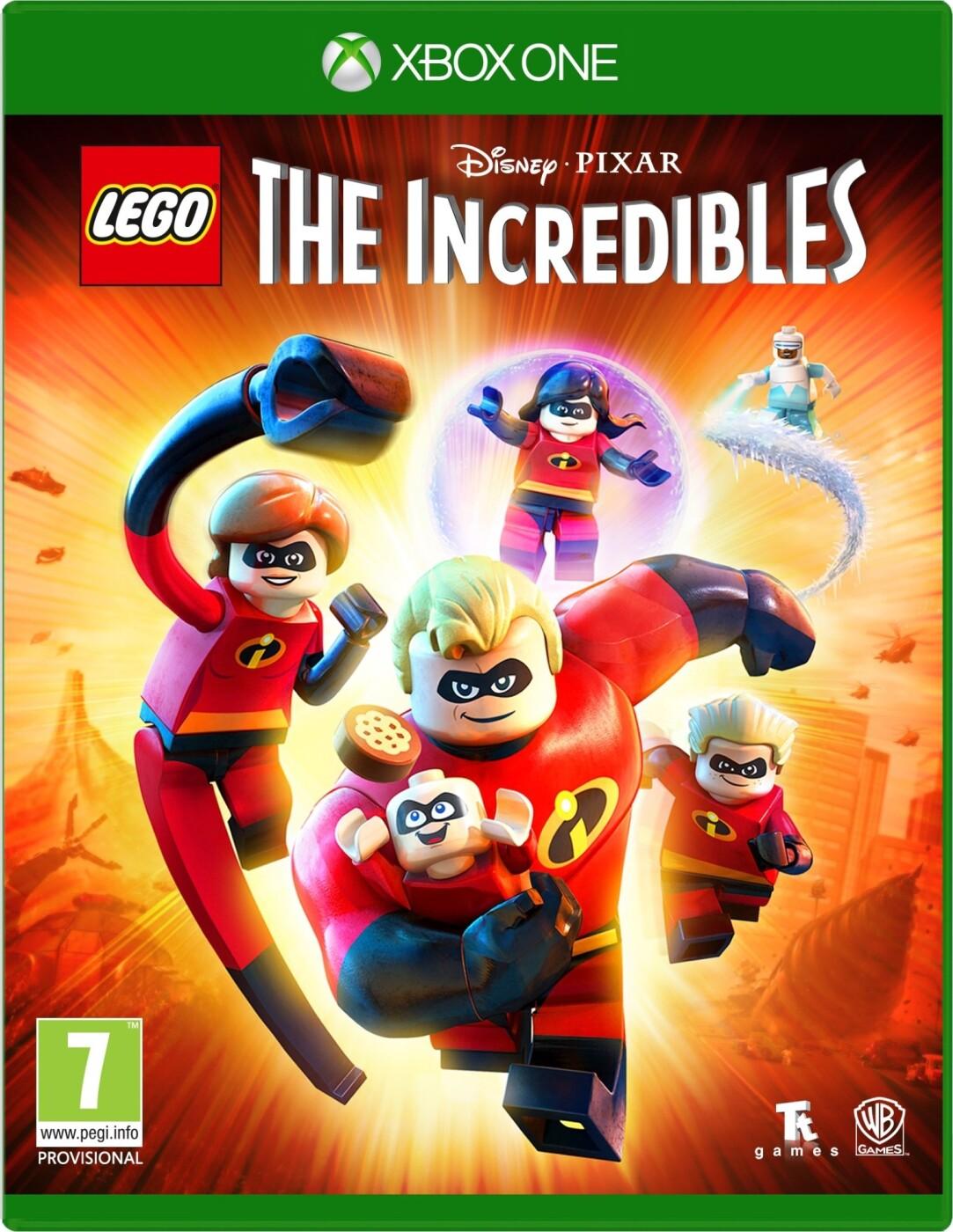 Image of   De Utrolige / The Incredibles - Lego - Xbox One