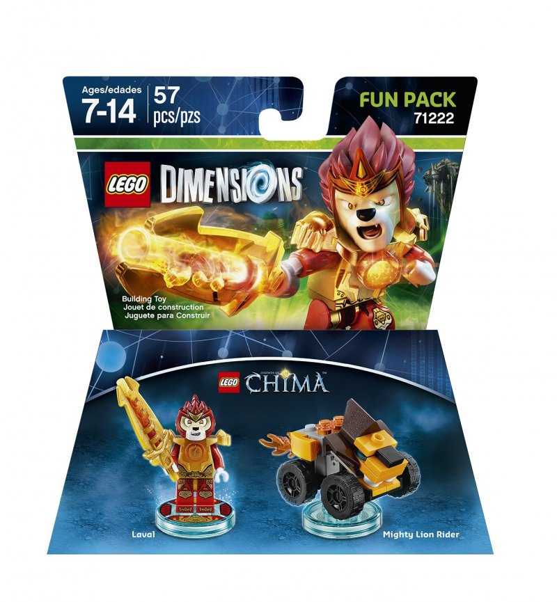 (71227), simpsons, the simpsons, lego dimensionen, lego computerspil, lego dimensions fun packs, lego figuren, legofigur