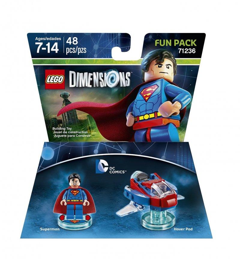 dc comics, lego dimensionen, lego computerspil, lego dimensions fun packs, lego figuren, legofigur