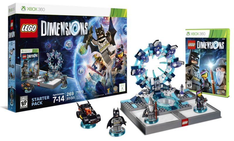 Image of   Lego Dimensions: Starter Pack - Xbox 360