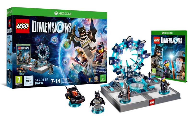 Image of   Lego Dimensions: Starter Pack - Xbox One