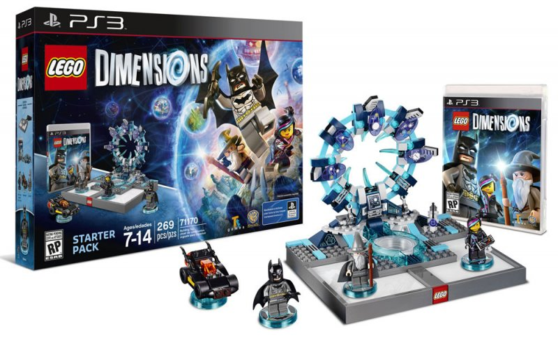 Image of   Lego Dimensions: Starter Pack - PS3