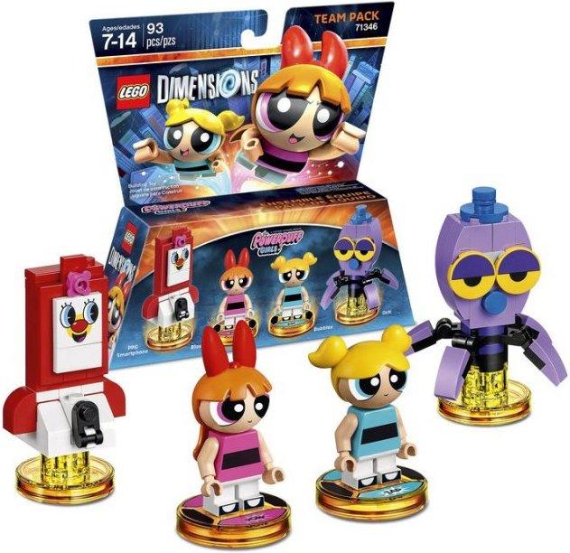 4d64d7d3e0a Bring Powerpuff pigerne til live med dette LEGO Dimensions sæt. Du kan med  dette sæt lukke op for nye verdener og eventyrer som Pokey Oaks elementary,  ...