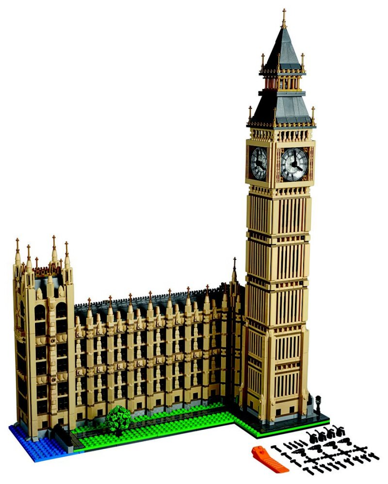 Image of   Lego Exclusive 10253 - Big Ben