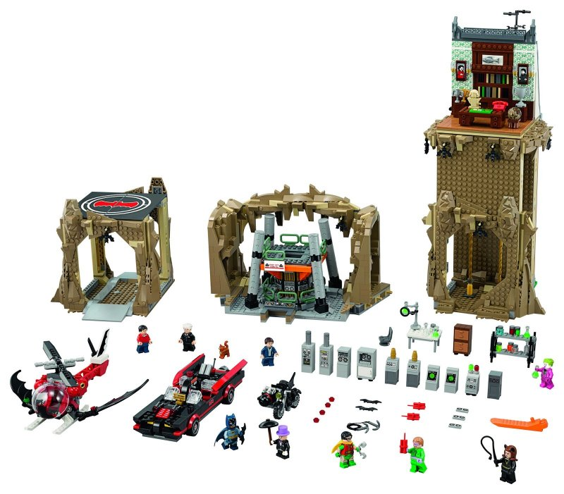 Image of   Lego Superheroes 76052 - Bathulen