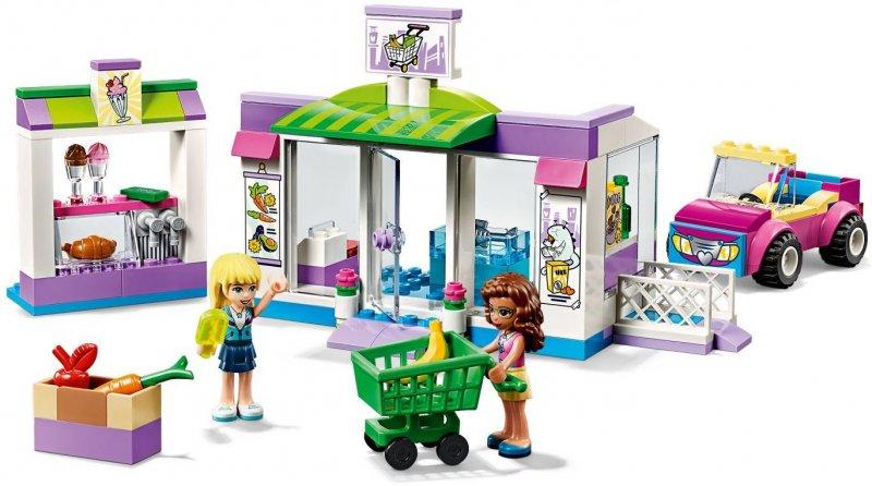 8bfa8ff7ab5 Lego Friends - Heartlake Supermarked - 41362 → Køb billigt her
