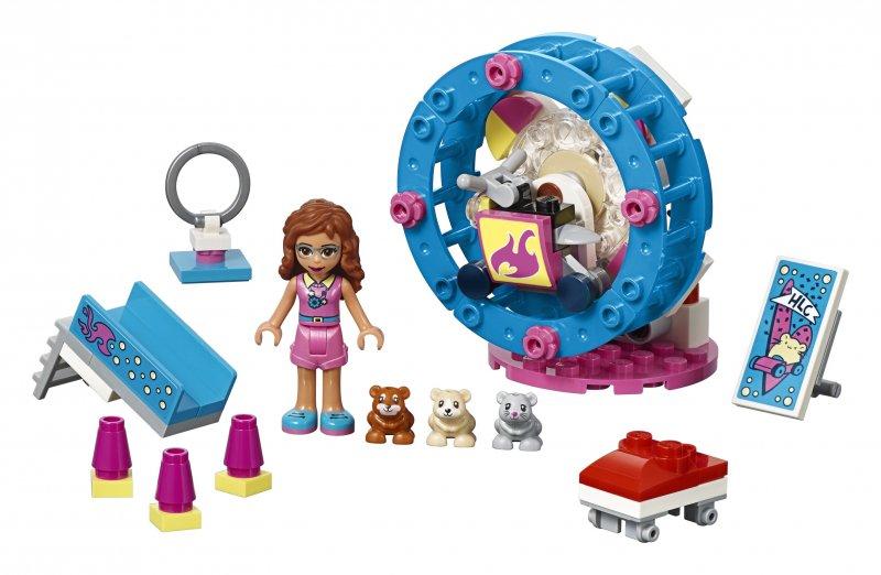 18678e3e858 Lego Friends - Olivias Hamster Legeplads - 41383 → Køb billigt her