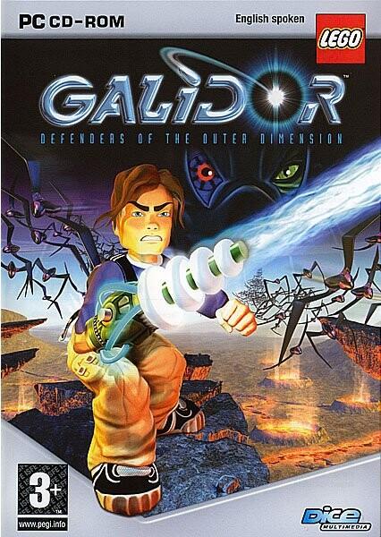 Image of   Lego Galidor (uk) - PC