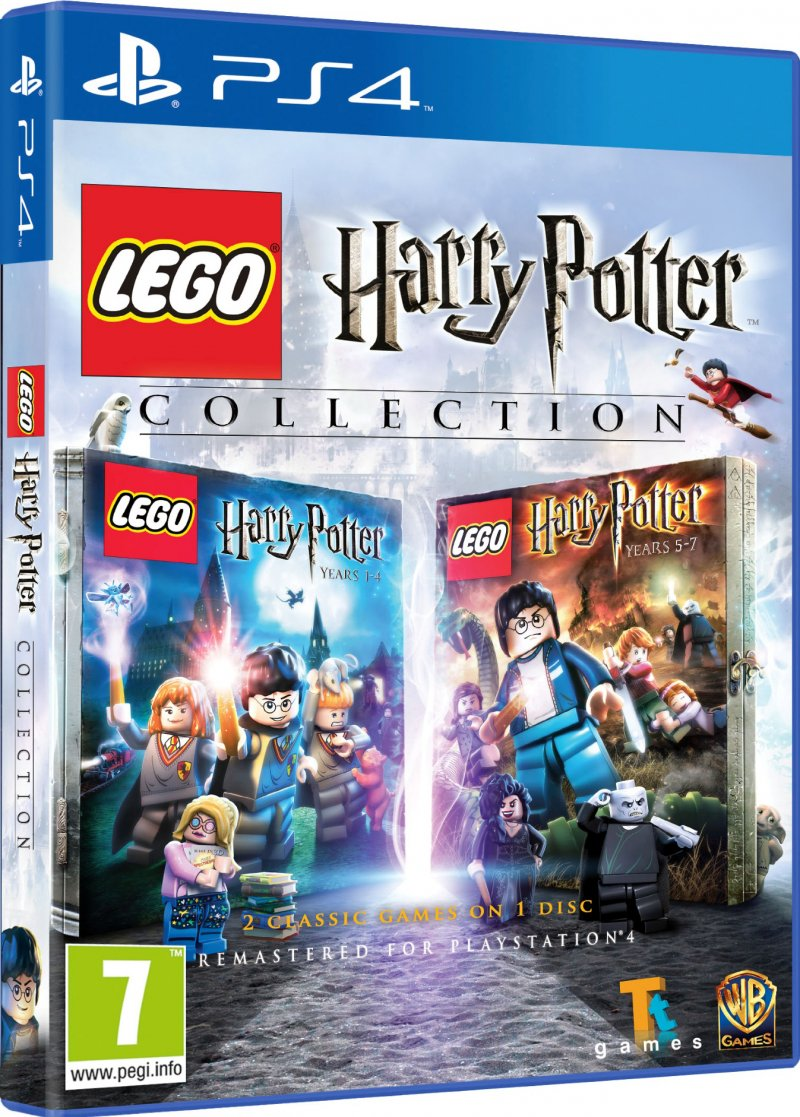 Image of   Lego Harry Potter Collection - PS4