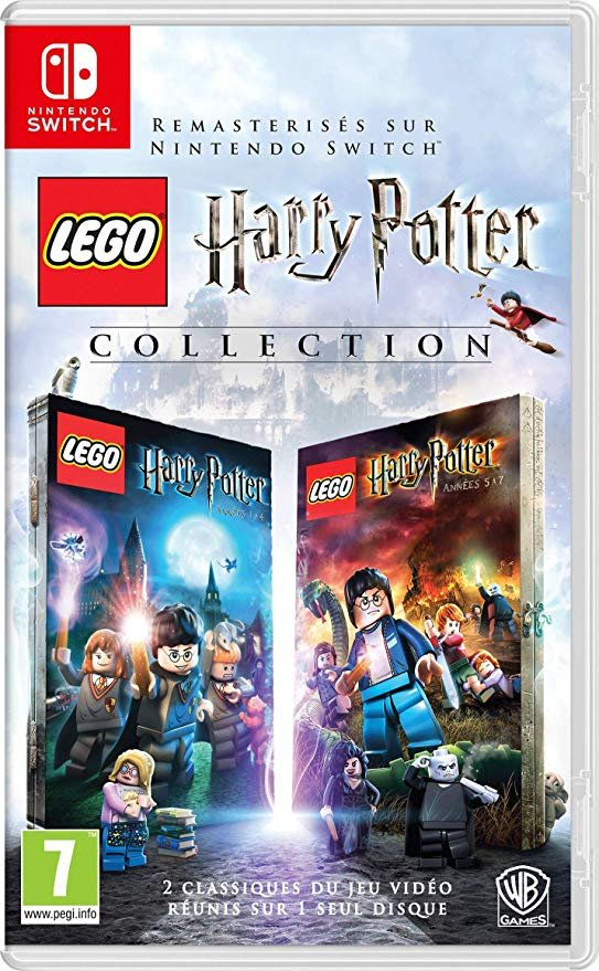 Image of   Lego Harry Potter Collection - Nintendo Switch