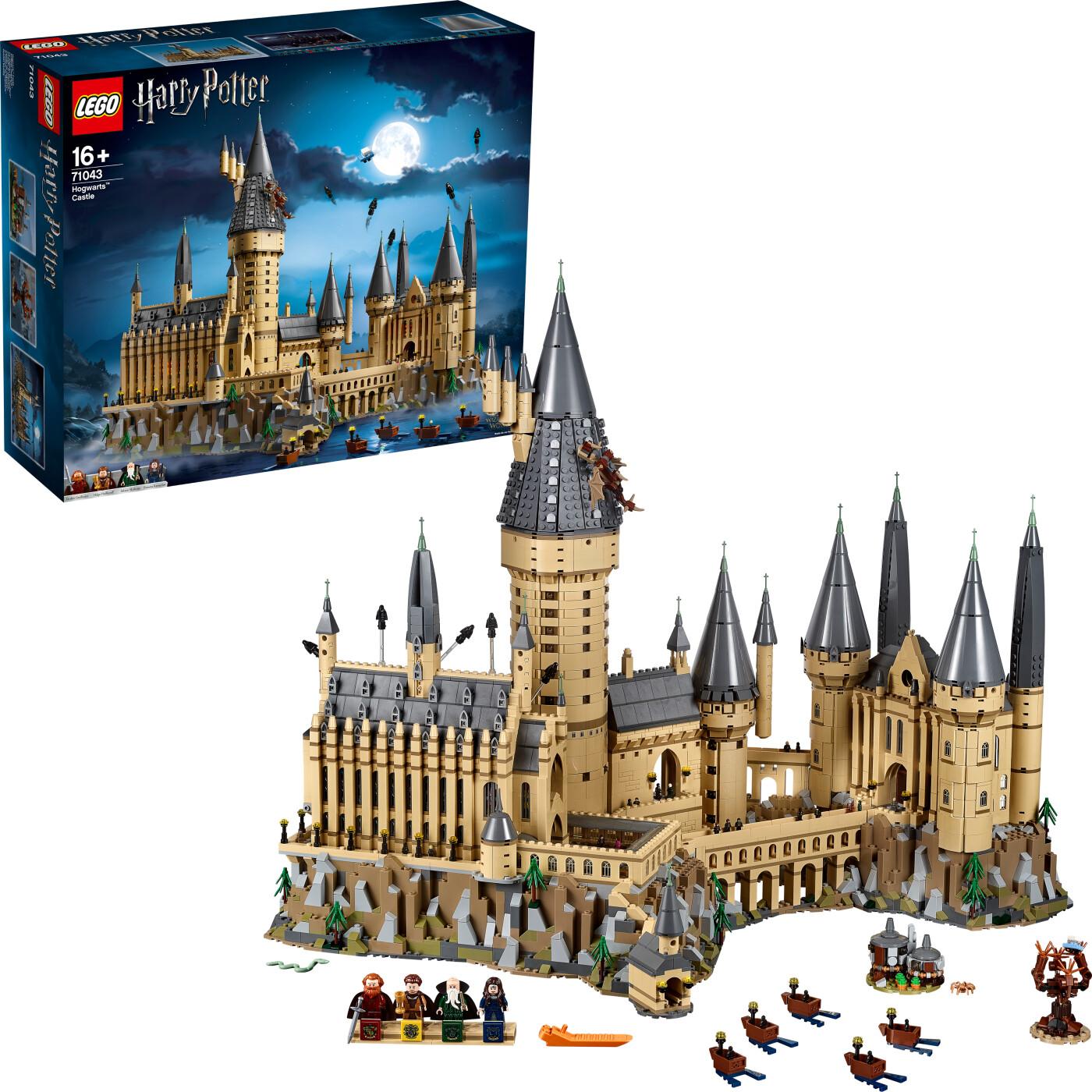 Lego Harry Potter - Hogwarts Slottet - 71043