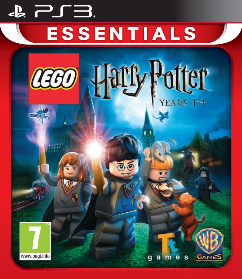 Image of   Lego Harry Potter: Years 1-4 (essentials) - PS3