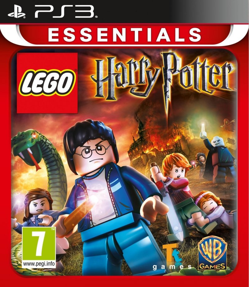 Image of   Lego Harry Potter Years 5 - 7 (essentials) - PS3