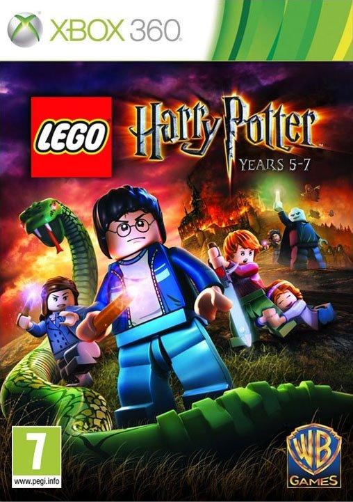 Image of   Lego Harry Potter Years 5 - 7 - Xbox 360