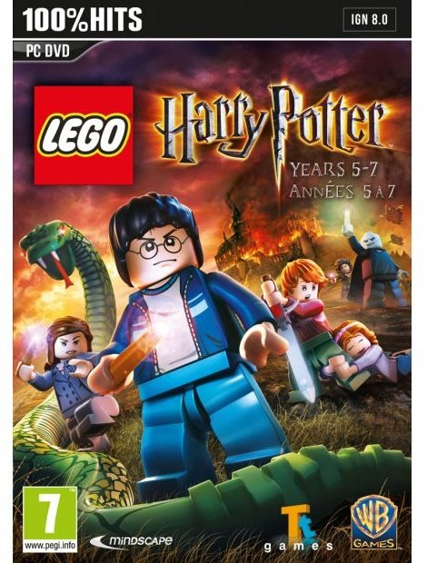 Image of   Lego Harry Potter: Years 5 - 7 - PC