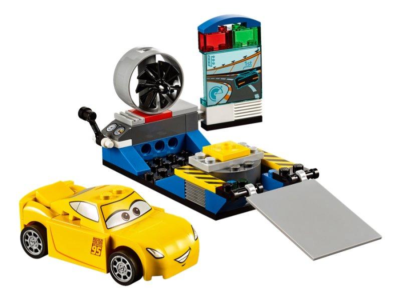 Lego Junior Disney Cars 10731 - Cruz Ramirez Racersimulator