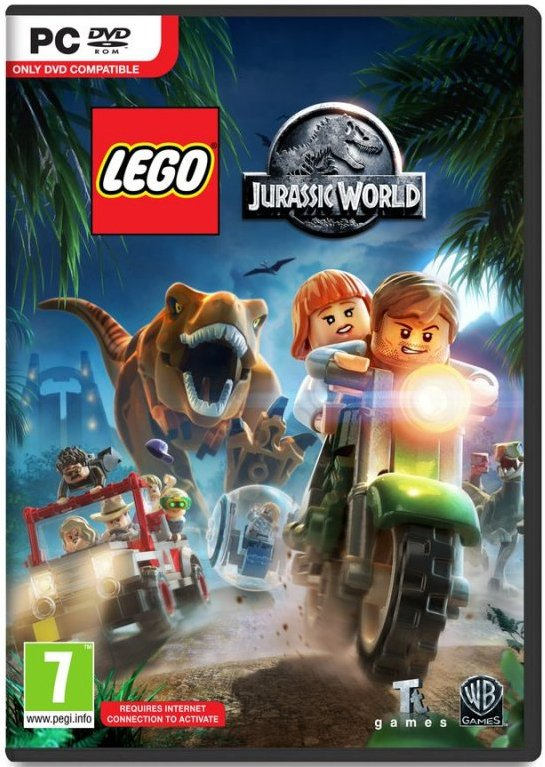 Image of   Lego: Jurassic World - PC
