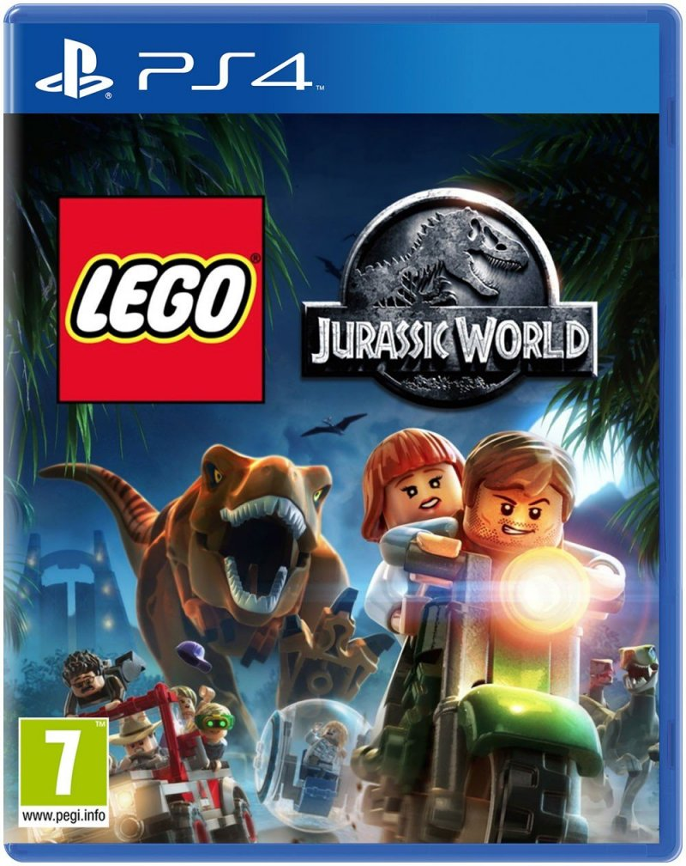 Image of   Lego: Jurassic World - PS4
