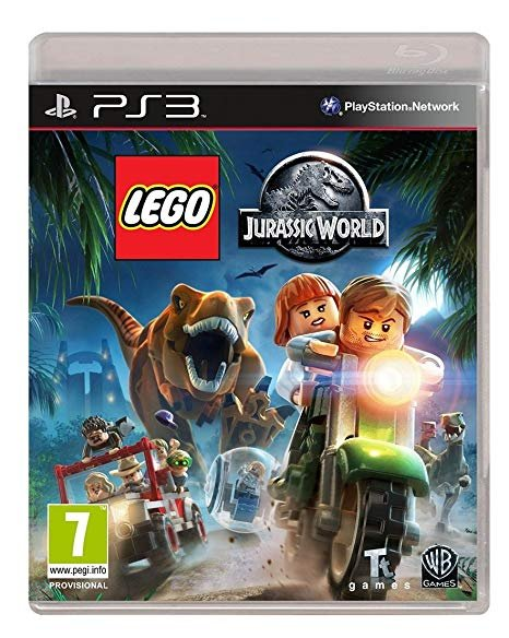Image of   Lego: Jurassic World - PS3