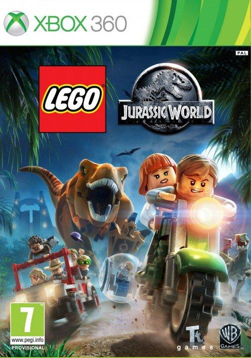 Image of   Lego: Jurassic World (classics) - Xbox 360