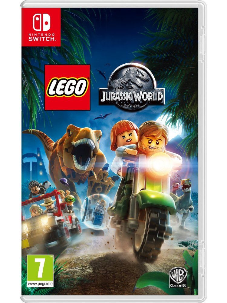 Image of   Lego: Jurassic World - Nintendo Switch