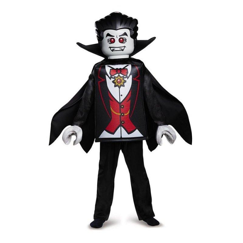 Image of   Lego Vampyr Kostume Deluxeudgave - 4-6 år