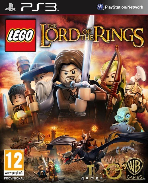 Image of   Lego Lord Of The Rings - PS3