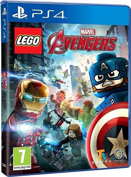 Image of   Lego: Marvel Avengers - PS4